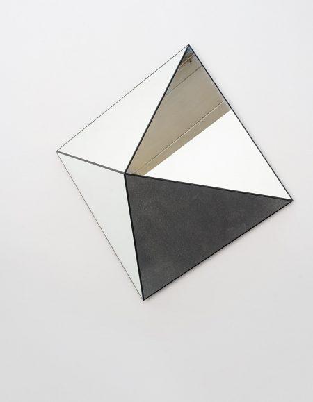Jeppe Hein-Rotating Pyramid I-2007