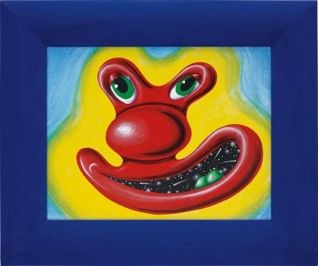 Kenny Scharf-Blob Guy-1995