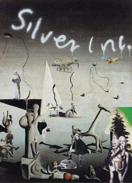 Albert Oehlen-Jonathan Meese-Silver Inc.-2003