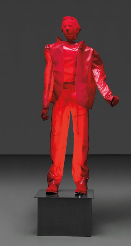George Lappas-Red Man-