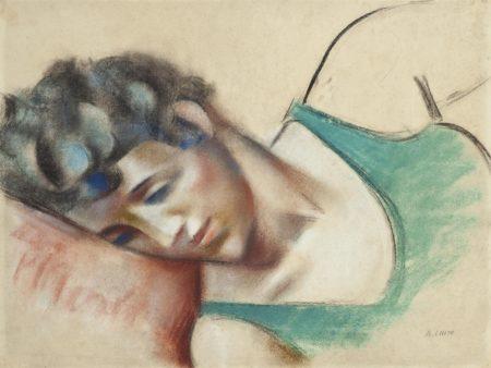 Andre Lhote-Dormeuse-1928