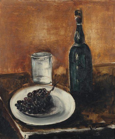 Maurice de Vlaminck-Nature morte-1925
