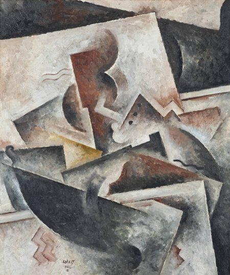 Robert Marc-Composition-