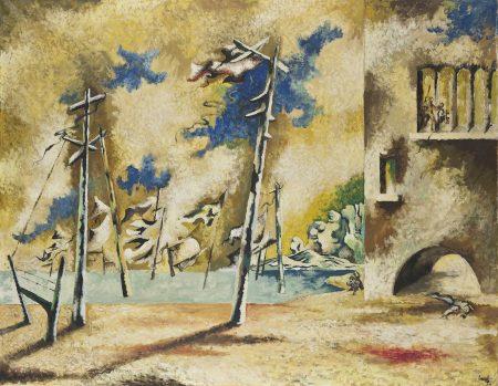 Jean Lurcat-Vision d'Espagne-1938