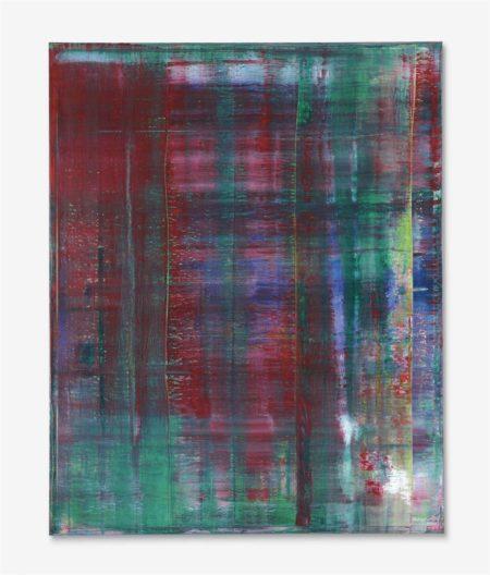 Gerhard Richter-Abstraktes Bild (811-2)-1994