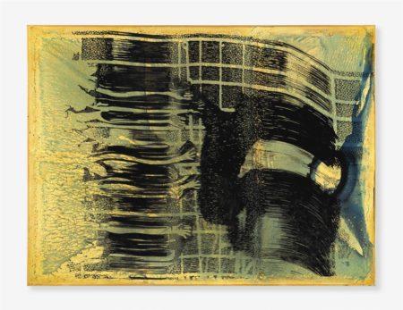 Sigmar Polke-Flucht (blau) (Flight (blue))-1997