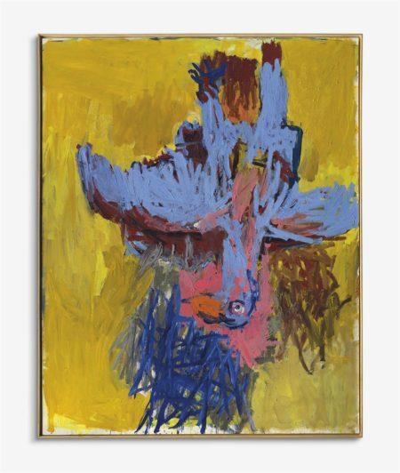 Georg Baselitz-Adler (Eagle)-1982