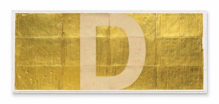 Danh Vo-Alphabet (D)-2011