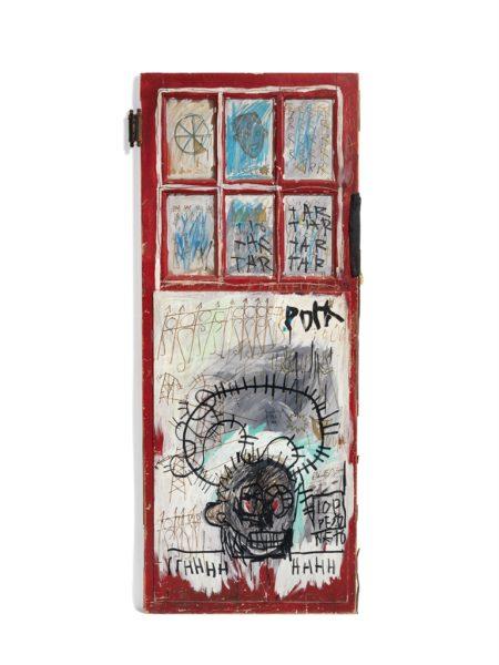 Jean-Michel Basquiat-Pork-1981