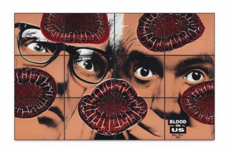 Gilbert and George-Blood on Us-1997