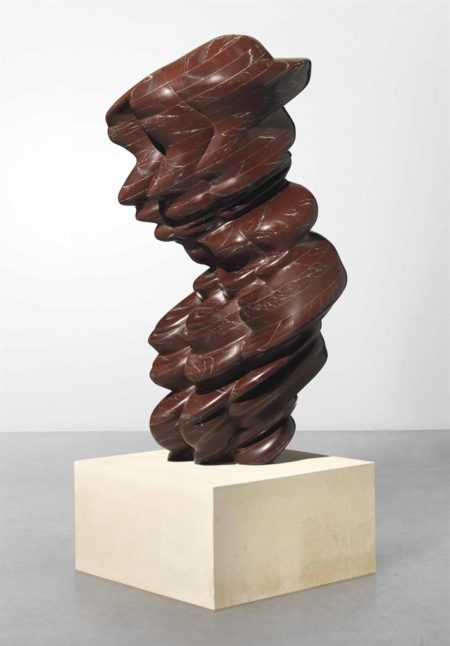 Tony Cragg-Red Stone-2008