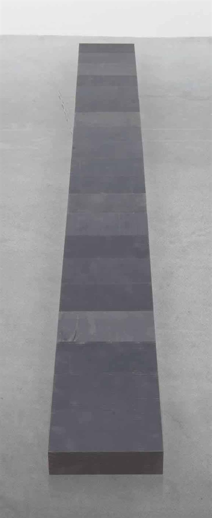 Carl Andre-Isoclast 07-2004