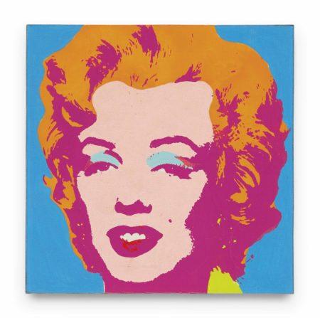 Richard Pettibone-Warhol Marilyn Monroe 1964-1970