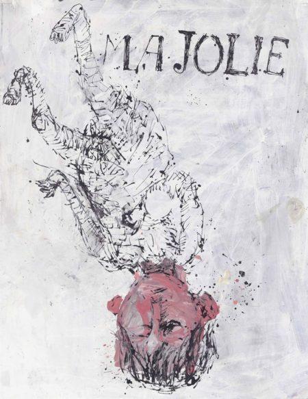 Georg Baselitz-Ma Jolie II (My Beauty II)-2000