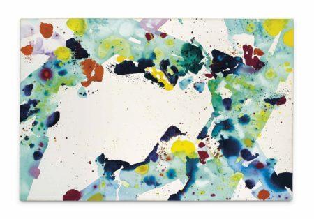 Sam Francis-Untitled No. 5-1973