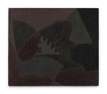 Alberto Burri-Composizione-1950