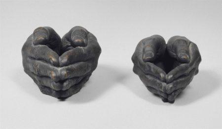 Jaume Plensa-Jumeaux II (Twins II)-2001