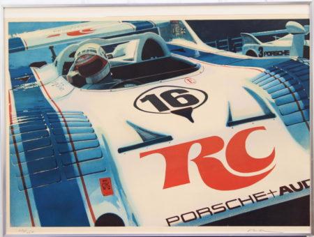 Ron Kleemann-Porsche-1977