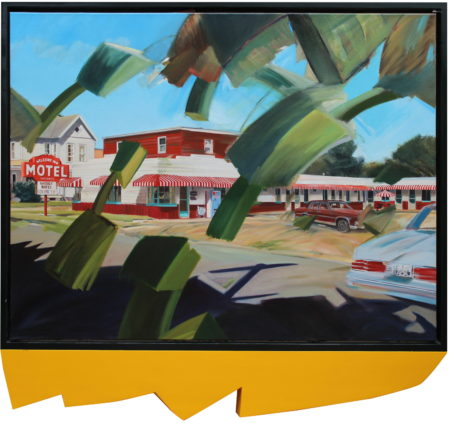 Araun Gordijn-Welcome to Motel-1980