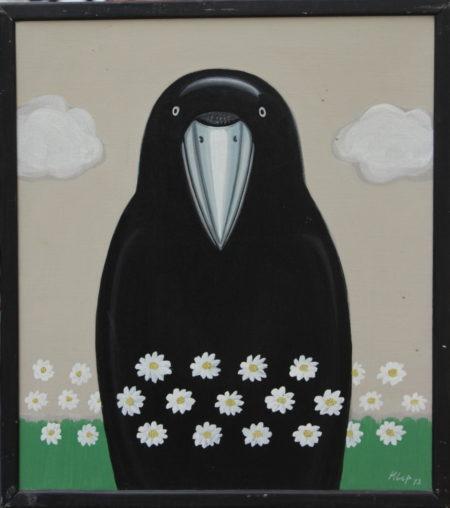 Ton Klop-Crow-1973