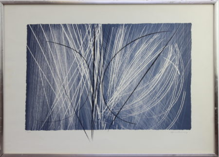 Hans Hartung-Untitled-