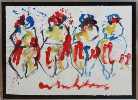 Anton Heyboer-Women, Figure-1980