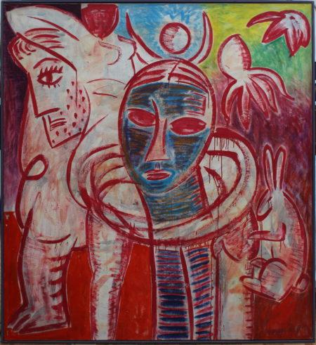 Richard Bouwman-African Dream-