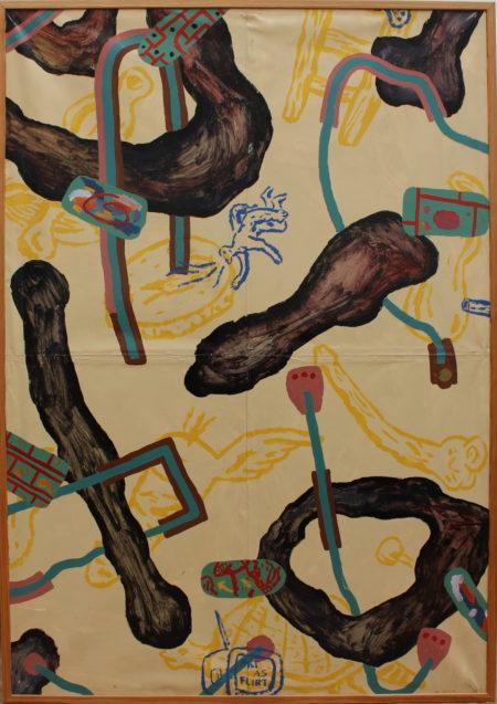 Pedro Proenca-Art as Flirt-1985