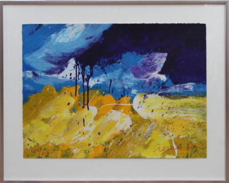 Jan Cremer-Landscape-1989