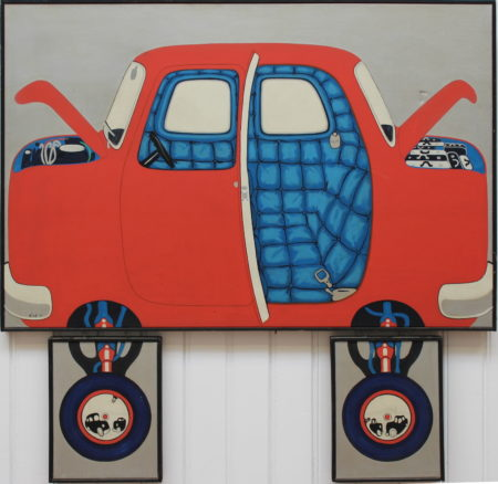Ton Klop-Automotive II-1970