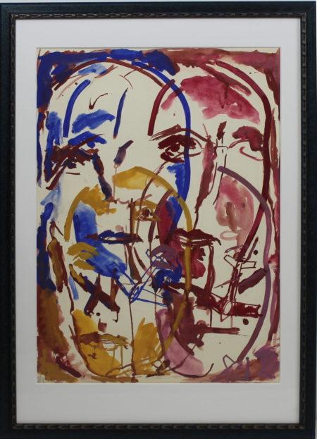 Ton Kraayeveld-Untitled-1984