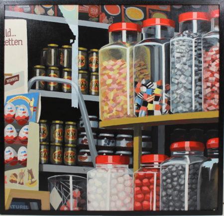 Helen van der Veen-Candy Stag-