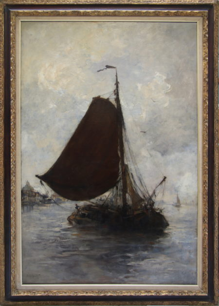 Hobbe Smith-Turn Schipper at the IJ-