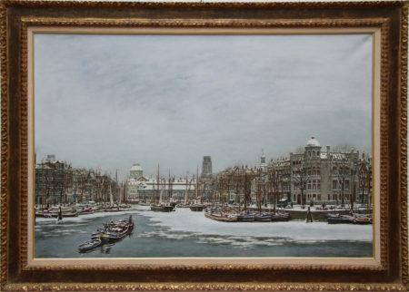 Charles Kemper-Leuvehaven Rotterdam-