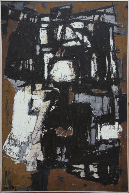 Wim Motz-Composition No. 1.-1950