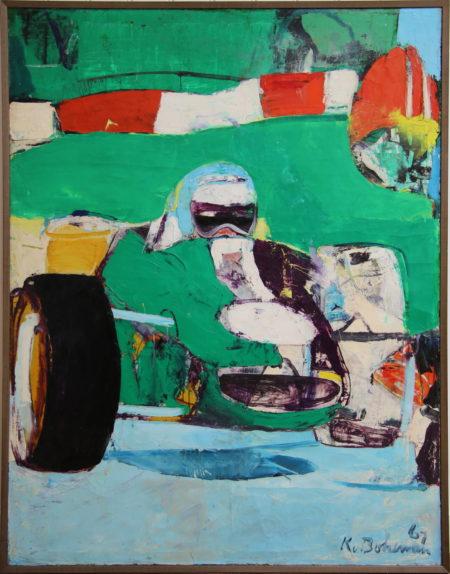Kees van Bohemen-Formula 1-1967