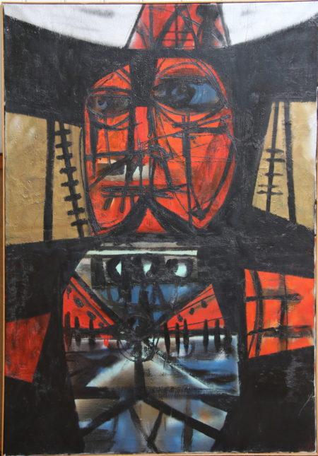 Hans Hollenbach-Untitled-1960
