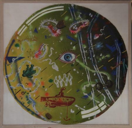 Peter Angermann-Microbes-1987
