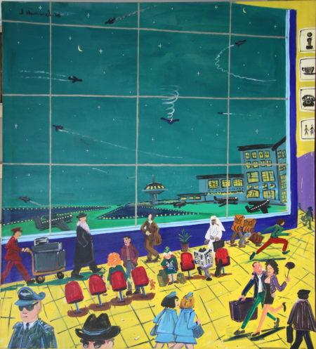 John Hummel-Flughafen-1982