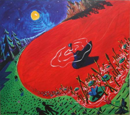 John Hummel-U-boat in the sea of love-1981