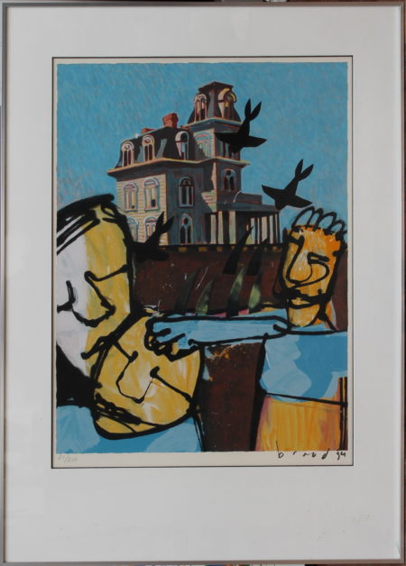 Herman Brood-Haunted House-1994