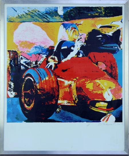 Kees van Bohemen-Formula 1-1971