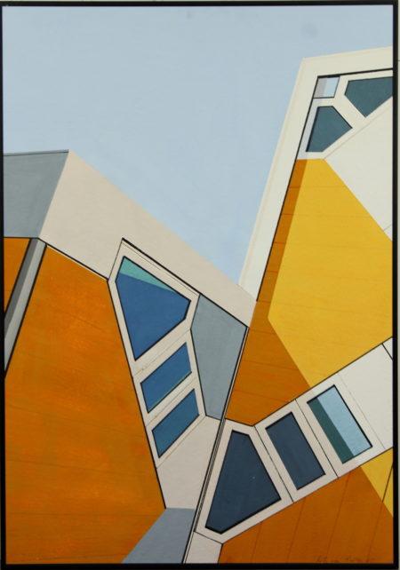 Rits van Kooten-Project Blom Rotterdam-1985