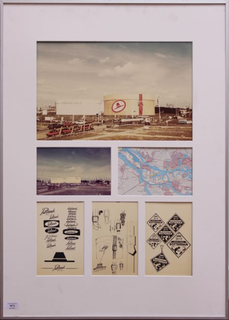 Kunst & Vaarwerk-Hatbox Paktank-1981