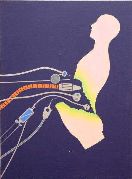 Edmund Alleyn-Agression II-1966