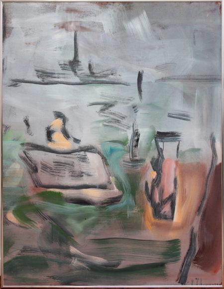 Eveline Visser-Out of a sailor-1980