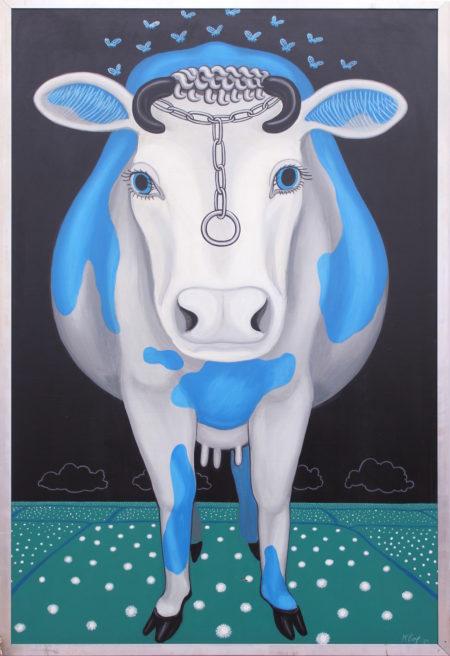Ton Klop-Cow-1972