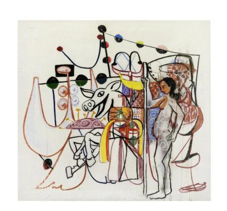George Condo-Untitled-1993