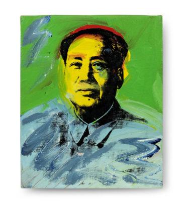 Andy Warhol-Mao-1973