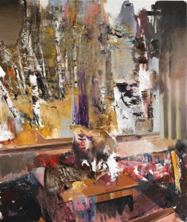 Adrian Ghenie-The Hunted-2010